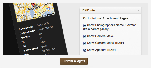 AutoFocus - Photography WP Theme with Geotagging